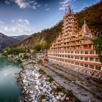 Customized Tour Packages to Rishikesh